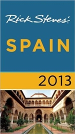 Rick Steves Spain 2013 Recommends MadridMan.com