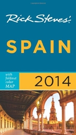 Rick Steves Spain 2014 Recommends MadridMan.com