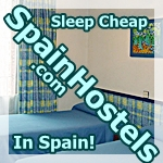 Visit SpainHostels.com for budget lodging outside of Madrid!